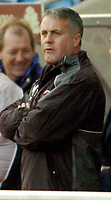 Photo: Leigh Quinnell.<br /> Coventry City v Ipswich Town. Coca Cola Championship.<br /> 19/11/2005. Coventry manager Micky Adams looks on.