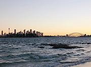 Milk Bay, Sydney Harbour Bridge, Sydney, New South Wales, Australia
