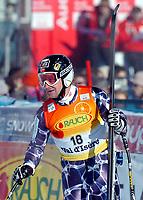Alpint ,  VAL D ISERE,FRANKREICH,10.DEZ.05 - SKI ALPIN - FIS Weltcup, Abfahrt der Herren. Bild zeigt Kjetil Andre Aamodt (NOR)<br /> Foto:  Andreas Troester, Digitalsport<br /> Norway only