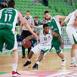 20170509: SLO, Basketball - Nova KBM Champions League 2016/17, Semifinals, KK Union Olimpija vs Krka