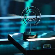 NLD/Amsterdam/20181025 - Finale The Talent Project 2018, bokaal voor de winnaar