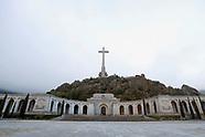 102419 Exhumation of the body of Francisco Franco