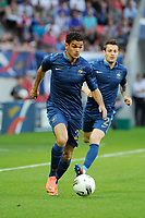 FOOTBALL - INTERNATIONAL FRIENDLY GAMES 2011/2012 - FRANCE v ICELAND - 27/05/2012 - PHOTO JEAN MARIE HERVIO / REGAMEDIA / DPPI - HATEM BEN ARFA (FRA)