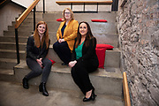 02/04/2019 Repro free:  <br /> <br /> Kathryn Harnett- Senior Consultantat Milltown Partners LLP, Mary Rodgers- Innovation Community Managerat the Portershed and Nicola Barrett, Senior Marketing Managerat Connacht Rugby at Harvest in the Mick Lally Theatre , an opportunity to share ideas for innovation and growth and discuss how to cultivate the city as a destination for innovation, hosted by GTC  and Sponsored by AIB and The Sunday Business Post .<br /> <br /> A keynote address Start Up to Multinational - Positioning & Marketing Software for an International Audience from Joe Smyth, VP of R&D at Genesysat Genesys and a Panel Discussion on International Growth Through Innovation and Positioning<br /> Mary Rodgers- Innovation Community Managerat the Portershed (moderator)<br /> Kathryn Harnett- Senior Consultantat Milltown Partners LLP, Giovanni Tummarello, Founder and CPOat Siren,  Mark Quick, Founding Director 9th Impact and Founding Director, Nephin Whiskey, Nicola Barrett, Senior Marketing Managerat Connacht Rugby<br />  Photo: Andrew Downes, Xposure