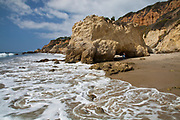 El Matador State Beach, Malibu, Los Angeles County, California