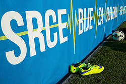 Feature during practice session of Slovenian National Football Team before Euro 2016 Qualifications match against England, on June 10, 2015 in Kranj, Slovenia. Photo by Vid Ponikvar / Sportida
