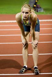Sabina Veit, 200m sprint at 4th Memorial of Matic Sustersic and Patrik Cvetan athletic meeting of Grand Prix Vzajemna, on June 1, 2009, in ZAK, Ljubljana, Slovenia. (Photo by Vid Ponikvar / Sportida)