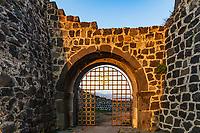 Lori Berd fortress Stepanavan landmark of Lorri Armenia eastern Europe