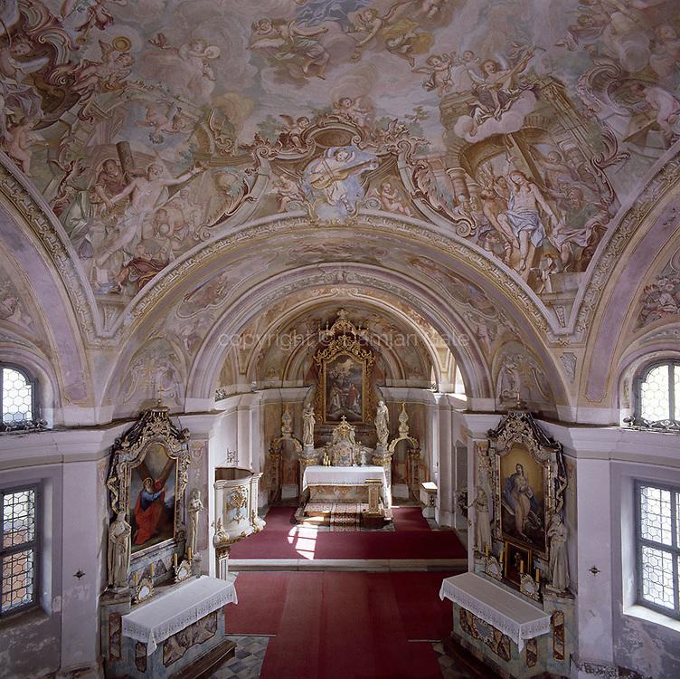 Succursal Church of St. Hermagoras & St. Fortunatus