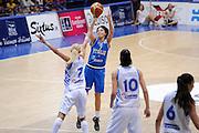 LATINA EUROBASKET 2012 ITALIA - GRECIA<br /> NELLA FOTO: GIORGIA SOTTANA<br /> CIAMILLO
