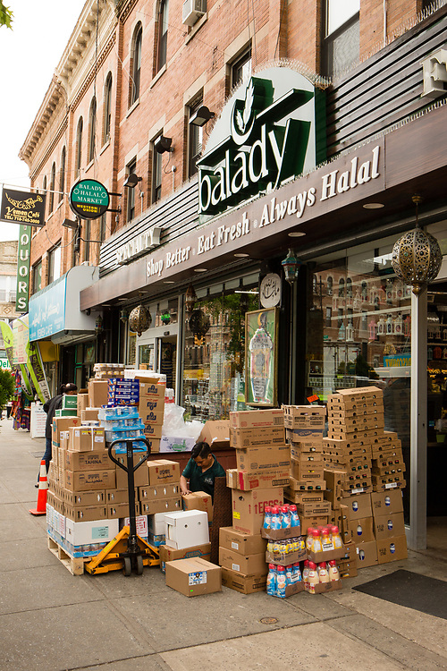 Balady Foods, a middle-eastern market in Bay Ridge.