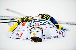 December 16, 2017 - Toblach, ITALY - 171216 Anton Lindblad of Sweden after men's 15km interval start free technique during FIS Cross-Country World Cup on December 16, 2017 in Toblach..Photo: Jon Olav Nesvold / BILDBYRN / kod JE / 160104 (Credit Image: © Jon Olav Nesvold/Bildbyran via ZUMA Wire)