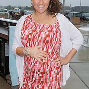 NLD/Amsterdam/20120718 - Boekpresentatie Regina Romeijn 'Vet man, zo'n baby!', Jessica Mendels