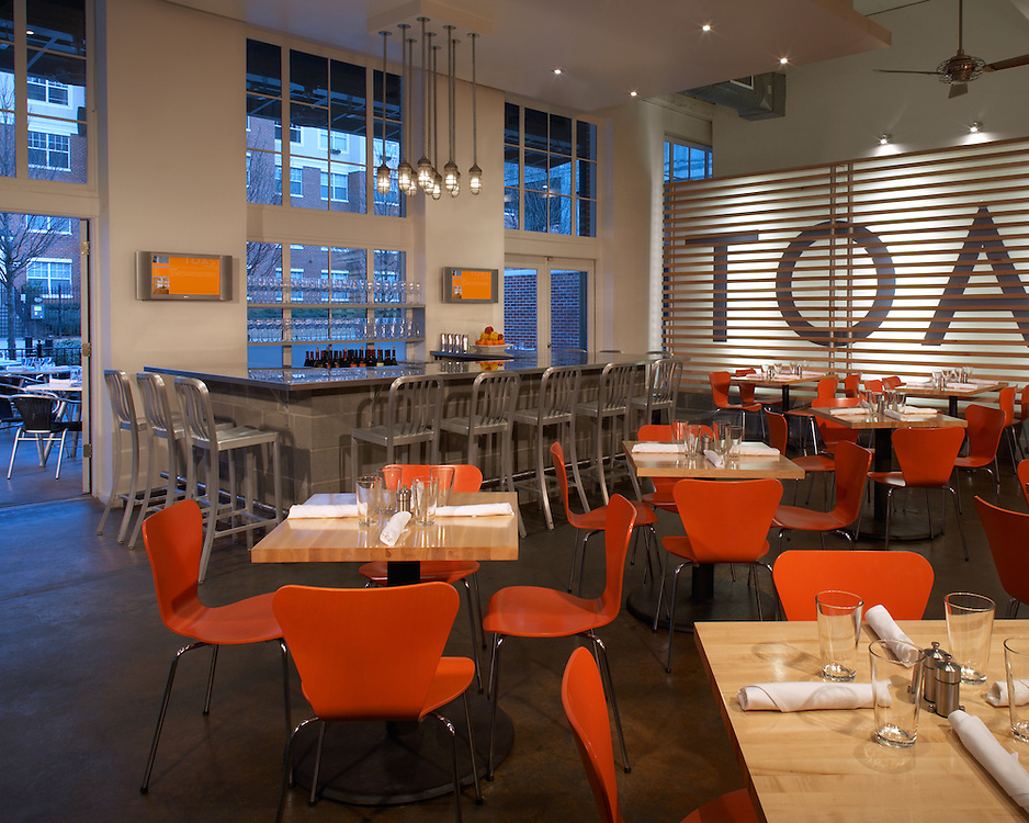 Toast Restaurant 04 - Atlanta, GA