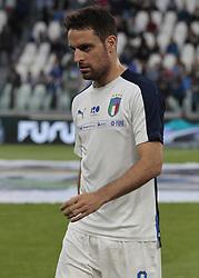 June 4, 2018 - Turin, Italy - Giacomo Bonaventura  during the International Friendly match between Italy v Holland at the Allianz Stadium on June 4, 2018 in Turin, Italy. (Credit Image: © Loris Roselli/NurPhoto via ZUMA Press)