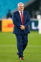 Warren Gatland (Head coach) of Wales during the Bronze Final match between New Zealand and Wales Mandatory by-line: Steve Haag Sports/JMPUK - 01/11/2019 - RUGBY - Tokyo Stadium - Tokyo, Japan - New Zealand v Wales - Bronze Final - Rugby World Cup Japan 2019