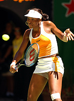 Tennis, 19. januar 2003 , Australian Open, Venus Williams , USA<br />
