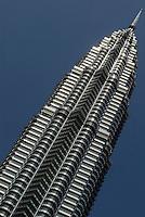 Petronas Twin Tower in Kuala Lumpur