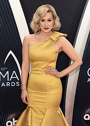 52nd Annual CMA Awards at the Bridgetone Arena on November 14, 2018 iin Nashville, Tennessee. (Photo by Scott Kirkland/PictureGroup). 14 Nov 2018 Pictured: Kellie Pickler. Photo credit: Scott Kirkland/PictureGroup / MEGA TheMegaAgency.com +1 888 505 6342