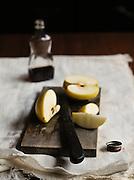 Apples and Vanilla
