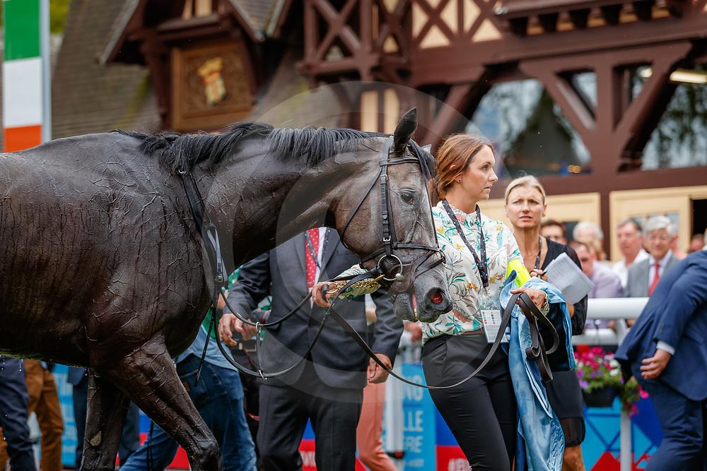Alpha Centauri (C. O'Donoghue) wins Prix du Haras de Fresnay-Le-Buffard Jacques Le Marois Gr. 1  in Deauville, France  12/08/2018, photo: Zuzanna Lupa