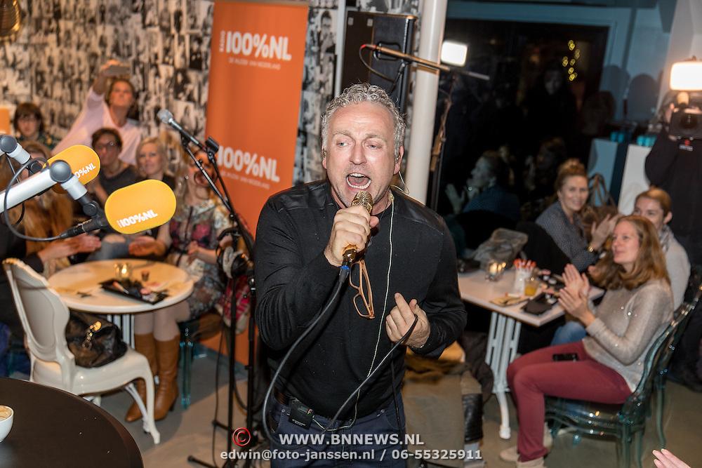 NLD/Blaricum/20161118 - Gordon presenteert nieuwe cd 'Gordon Compleet' , Gordon