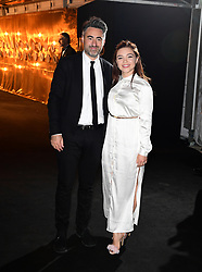 William Oldroyd and Florence Pugh attending the BFI Luminous Fundraising Gala held at the Guildhall, London.