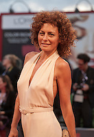 Lidia Vitale at the gala screening for the film The Danish Girl  at the 72nd Venice Film Festival, Saturday September 5th 2015, Venice Lido, Italy.