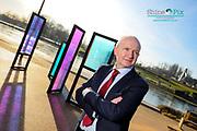 David Sidaway Chief Executive of Telford & Wrekin Council.  Picture by Shaun Fellows / Shine Pix