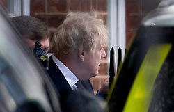 © Licensed to London News Pictures. 07/06/2021. London, UK. Prime Minister Boris Johnson leaves Downing Street. Later rebel Tory MPs will try to force a vote on the government's plans to cut aid spending as Parliament returns after recess. Photo credit: Peter Macdiarmid/LNP
