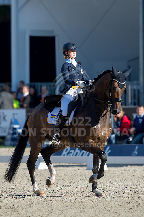 Juliette Ramel (SWE) & Buriel KH - Grand Prix Special - CDIO5 Nations Cup  - CHIO Rotterdam 2016 - Kralingse Bos, Rotterdam, Netherlands - 25 June 2016