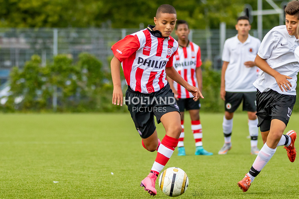 05-09-2015: Voetbal: AFC O15 v PSV O15: Amsterdam<br /> Seizoen 2015-2015<br /> (L) Mohammed Amine Ihattaren