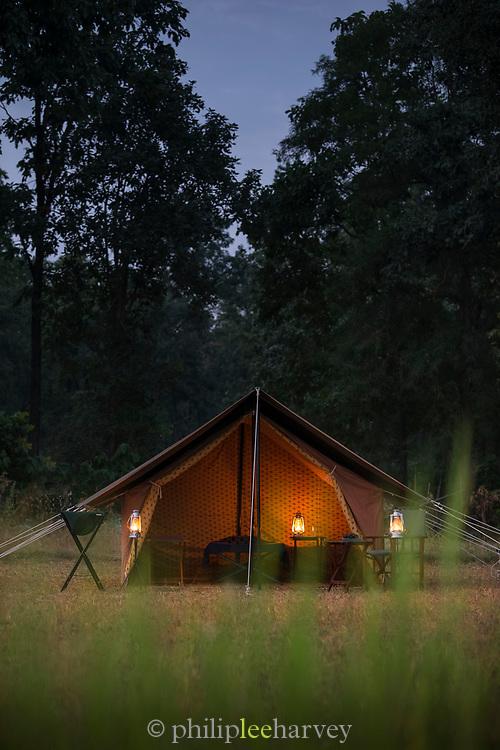 Vintage Style Camping, Rani Pani Safari Lodge,Sohagpur, Madhya Pradesh, India