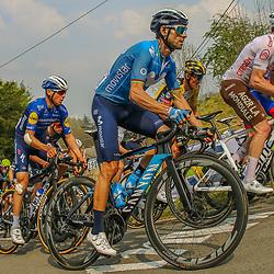 21-04-2021: Wielrennen: Waalse Pijl Elite Men: Huy <br /> Alejandro Valverde