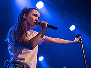 Norwegian singer-songwriter Sigrid at Live Music Hall in Cologne