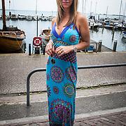 NLD/Volendam/20140626 - 100%NL magazine bestaat 5 jaar, Marielle Bastiaansen