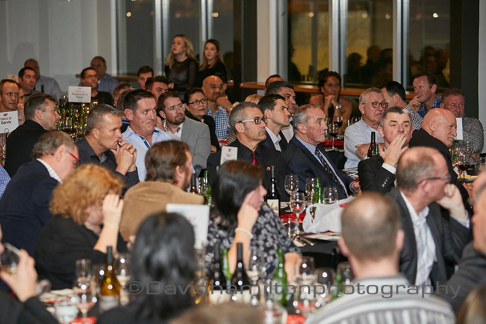 P Poneke Rugby Gala dinner 2017, Wayne Smith, All Black Coach, Mark Reason, John Taylor (AKA Basil Brush) , Jim Kayes, Lion's Vs All Blacks 2017, Grant Nisbit.
