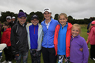 Leona Maguire (IRL) at the Golf4Girls4Life festival at the ISPS Handa World Invitational, Galgorm Castle Golf Club, Ballymena, Antrim, Northern Ireland. 14/08/2019.<br /> Picture Fran Caffrey / Golffile.ie<br /> <br /> All photo usage must carry mandatory copyright credit (© Golffile   Fran Caffrey)