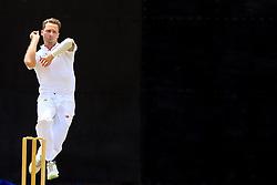 July 6, 2018 - Colombo, Sri Lanka - South African cricketer Dale Steyn delivers a ball during the first day of their Tour match against Sri Lanka Board XI at Colombo, Sri Lanka on Saturday 7, July 2018. (Credit Image: © Tharaka Basnayaka/NurPhoto via ZUMA Press)