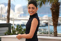 Actress Golshifteh Farahani at the My Sweet Pepper Land film photocall Cannes Film Festival on Wednesday 22nd May 2013