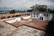 Port Royal, the old capital of Jamaica when it was a place ruled by pirates and brigands. Kingston, Jamaica. (photo by Phil Clarke Hill/In Pictures via Getty Images)