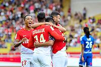 Joie de AS Monaco - Radamel Falcao (AS Monaco) - Youri Tielemans (AS Monaco) - Keita Balde (AS Monaco) - Rachid Ghezzal (AS Moanco)