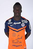Victor Hugo MONTANO - 23.07.2014 - Portraits officiels Montpellier - Ligue 1 2014/2015<br /> Photo : Icon Sport