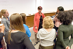Yale School of Management Executive Education - Women's Leadership Program | Keys to Influence and Persuasion with Zoë Chance April 20, 2017
