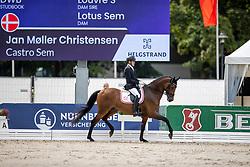 Christensen Jan Möller, DEN, Castro Sem<br /> World Championship Young Horses Verden 2021<br /> © Hippo Foto - Dirk Caremans<br /> 26/08/2021