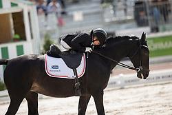 Stinna Tange Kaastrup, (DEN), Steffi Graf - Freestyle Grade Ib Para Dressage - Alltech FEI World Equestrian Games™ 2014 - Normandy, France.<br /> © Hippo Foto Team - Leanjo de Koster<br /> 25/06/14