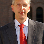 NLD/Bussum/20050614 - Rabobank Noord Gooiland, raad van bestuur, G.J.E. van der Snoek