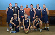 Eastbury Tigers team that lost to EMBL rivals Erkenwald on Thursday 9th February. This was Tigers last game at the Dawson Avenue gym since the school was closing down on the 10th.<br /> <br /> Eastbury Team: <br /> D. Lancaster #4, J Ryan #5, B Pittman #7, K Bates #8, M Ornella #9, A Knife #10, S Wood #11, K Olver #12, M Aiton #13