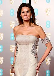 Isabell Kristensen attending the 72nd British Academy Film Awards held at the Royal Albert Hall, Kensington Gore, Kensington, London.