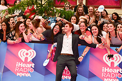 June 18, 2017 - Toronto, Ontario, Canada - KJ APA arrives at the 2017 iHeartRADIO MuchMusic Video Awards at MuchMusic HQ on June 18, 2017 in Toronto (Credit Image: © Igor Vidyashev via ZUMA Wire)